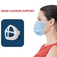 3D Boca Máscara Suporte descartável máscara interna Bracket Respiração Assist Ajuda Inner Pad Suporte Máscara Titular respirável Válvula