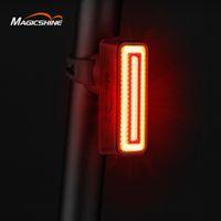 MAGICSHINE دراجات الذكية السيارات الفرامل استشعار الضوء SEEMEE 30 100 180 IPX6 للماء LED الشحن الخفيفة الدراجة الخلفي الدراجات الذيل