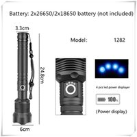 Outdoors Hiking And Camping Flashlights Torches XHP70 High P...