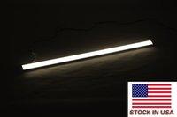 США Фото 30см 220 Очистка труб лампы LED Вагонка светильник Потолочный светильник Подвесной светильник для гаража Магазин Офис рынка Basement