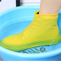 Portable Snow Waterproof Shoe Cover Disposable Rain Latex An...