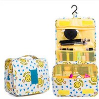 Hanging Toiletry Kit Clear Travel Storage Bag Cosmetic Carry...