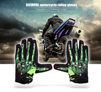Piar Rigwarl мотоцикл езда перчатки водонепроницаемый дышащий открытый спорт сенсорный экран полный палец водонепроницаемый дышащий