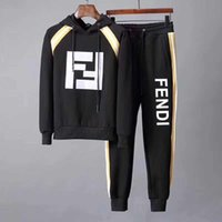 High Quality Luxury Designers Mens Sweatshirts Sweat Suit Br...