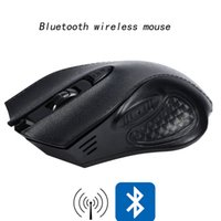 Wireless Bluetooth 3.0 1600DPI Optische ergonomische Gaming-Mäusemäuse für Laptops