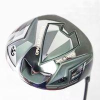 Neue Golfclubs GRAND PRIX ONE MINUT Golf-Treiber 9.5 / 10.5 loft Fahrerclubs Graphitwelle R / S / SR Freeshipping