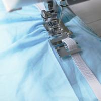 Notions de couture Outils Insérer rapidement un ruban élastique Tissu de couture de la dentelle de la dentelle à la maison Machine de presse