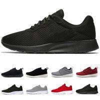 Cool Tanjun Hommes Femmes Running Shoes London Olympic 1.0 3.0 Noir Rouge Blanc Blanc Gris Bleu Sneakers Sneakers Sneakers 5-11