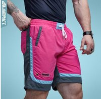 Sexy Beach Hommes Shorts Loisirs Mer Hommes Board Shorts Séchage Rapide Taille Élastique Shorts Activewear Doublure Doublure Liner Court DT63