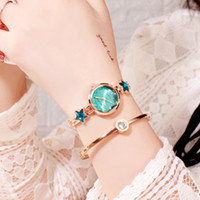 Hot Sale Gold Women Bracelet Watch Quartz WristWatches Women...