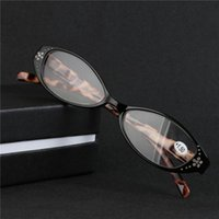 Men Women leopard print presbyopic glasses Eyewear Reading G...