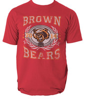 Brown Bears t shirt animal camping team s- 3xl Men Women Unis...