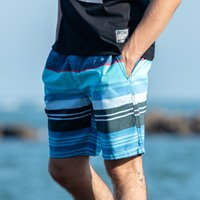 2019 New mens board beach swim shorts men short de bain homm...