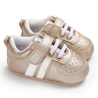 2 Color Baby Shoes Fashion Toddler Infant Baby Boys Girls So...