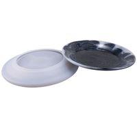 DIY Teller Silikonform Runde Form Gerichte Harz Formen Epoxidschüssel Platte Formen Handgemachte Handwerkzeug Liefert für Schmuck DIY