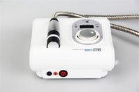휴대용 냉기 및 고주파 다기능 얼굴 기계 RF 없음 바늘 전기 기질 Micocurrent 얼굴 리프트 스킨 케어 머신