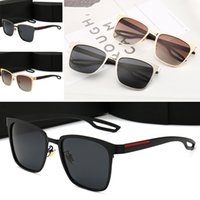 marco de enmascaramiento 0120 nuevas gafas de sol del diseñador de moda gafas extraíble ornamentales UV400 gafas sencilla de alta calidad óptica de la protección