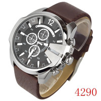 sports mens watch fashion dial display watch quartz watches ...
