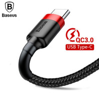 Baseus USB Type C Cable for xiaomi redmi note 7 USB C Mobile...