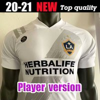 Player versão NOVO 20 21 IBRAHIMOVIC LA Galaxy camisa de futebol Los Angeles Galaxy GIOVANI COLE ALESSANDRINI CORONA top camisas kit de futebol