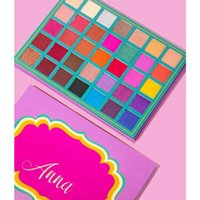 In stock ANNA 35 Colors Eye shadow Latest style ANNA 1: 1 35 ...