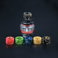 TFV8 Baby V2 Drip Tips Epoxy Resin Drip Tips Wide Born Mouth...