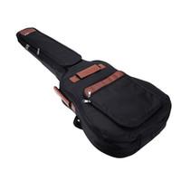 """41 """"기타 배낭 숄더 스트랩 기타 트렁크 8mm 코 튼 패딩 기 가방 케이스"""