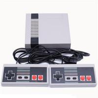 Yeni Varış Mini TV Video El Oyun Konsolu 620 Oyunları Nes Klasik Oyunları Için 8 Bit Eğlence Sistemi Nostaljik Konak Cradle W998