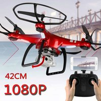 2018 XY4 più nuovo RC Drone Quadcopter con 1080P Wifi FPV fotocamera RC Helicopter 20min Flying Time Dron professionale