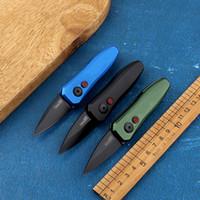 Kershaw 7500 EDC / Couteau de poche pliable CPM154 Lame Poignée en aluminium Couteau polyvalent camping en plein air de survie Couteau tactique outil