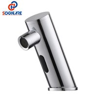 SOGNARE Water Saving Bathroom Basin Faucet Automatic Hand To...