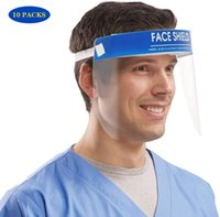 Anti- Fog Face Shield Full Face Isolation Mask Transparent Pr...