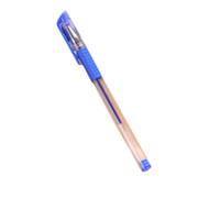Escrevendo Gel Canetas Alunos Escritório Escola Trabalho Suprimentos De Plástico Caneta Líquida Tinta Trabalhadores Sinal Finança Reta Preto Azul Vermelho Palavra Água Clara