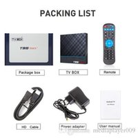 T95 Max Plus TV Smart TV Box Android 9.0 TV Box Amlogic S905X3 1080P H.265 NetFL1X Y0UTUBE 4K.