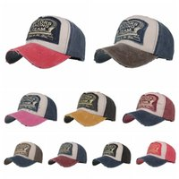 Fashion Letter Print Baseball Hat Men Outdoor Sport Camping ...