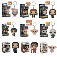 Action Figures Funko POP Key Ring Harry Potter Action Figure...