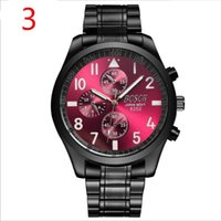 Mens Watches Top Brand Luxury Sport Quartz Watch Men Busines...