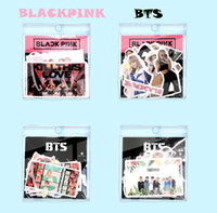 BTS Blackpink Cute Photo Stickers for Phone Cup Jennie Jisoo...