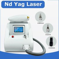 2000MJ Сенсорный экран Q переключился nd yag лазер красоты машина татуировки удаление шрамов от угревой сыпи удаление 1320nm 1064nm 532nm