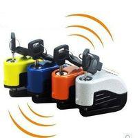 Велосипед замок горный автомобиль электрический мотоцикл сигнализация дисковый тормоз электрический автомобиль предотвращение кражи