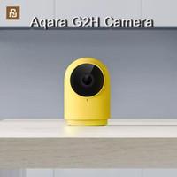 AQARA G2H Caméra 1080p HD Night Vision Mobile pour Homekit Application de surveillance G2H Zigbee Smart Home Security Camera