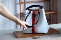 M52163 corrugated water drum Shoulder Bags Cross Body Totes ...