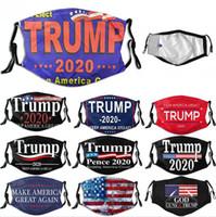 MASK MASK DONALD Трамп делает Америку СНОВА СНОВА СНОВА 2020 Американская Маска для выборов Сменный мочеиспускательный фильтр Mask DDA60