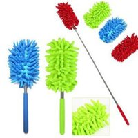 Adjustable Cars Cleaning Dusters Multifunction Chenille Dust...