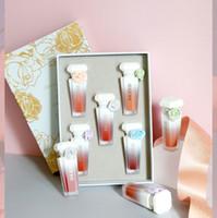 SHELOVES Flüssiges Matte 5Pcs Lippenstift Set Wasserdicht Makeup Lip Gloss Comfortable langlebiges Lipgloss Kit Kosmetik