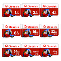 Cloudisk TF Cartes 128 Go 1 Go 32 Go 64 Go 16 Go Micro SD carte mémoire SDXC UHS-I U3 Class10 4K enregistrement