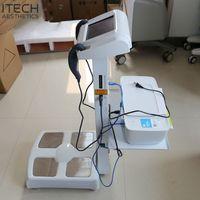 GS6.5B Цифровой анализатор тела для машины для анализа жира Здоровье Состав тела Анализирующее устройство биоимпедансных элементов Оборудование для анализа