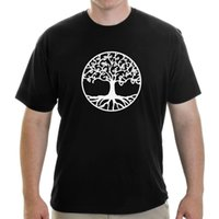 Grab A Smile Tree Of Life Adult Short Sleeve 100% Cotton Men...