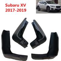 Auto-Schmutzfänger Spritzschutz Schmutzfänger Kotflügel Fender für Subaru XV Crosstrek 2017 -2019 Car Styling Zubehör