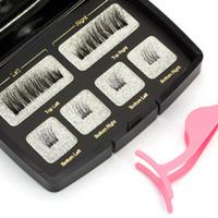 패션 거짓 자기 Eyeashes 1 쌍의 3D 눈 속눈썹 연장 속눈썹 자연 박스 아크릴 Sct05 포장 속눈썹을 3D